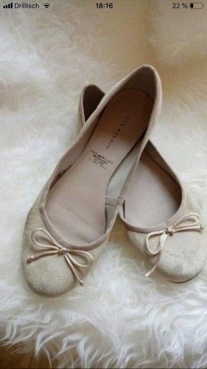 Beige Ballerinas