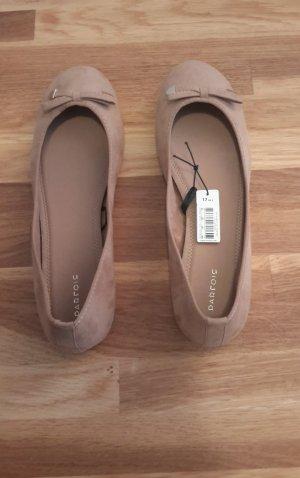 Beige Ballerinas von Parfois, Gr. 41 - NEU mit Etikett