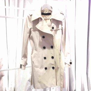 Beige Barbara Bui  Trench Coat