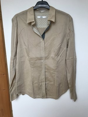 Beige Bluse 0039 Italy