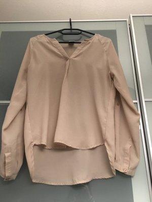 Beige Bluse zu verkaufen
