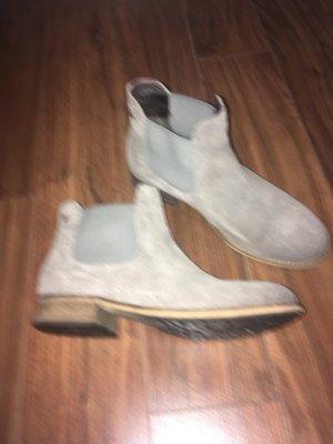 Beige Boots*wie Neu*