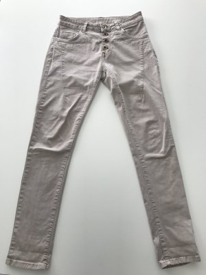Beige Boyfriend Jeans, Look wie Please Jeans, Gr 36