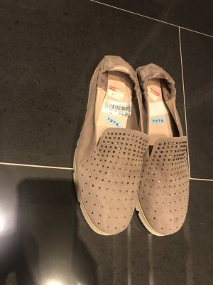 Kennel + schmenger Ballerines Mary Jane beige-marron clair
