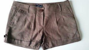 Beige/Braune Shorts Clockhouse Gr. 38