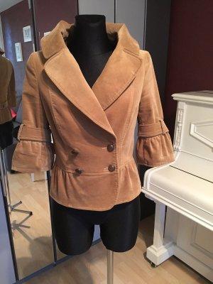 Zara Blazer brun sable-beige