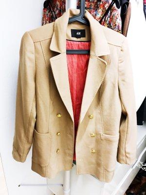 Beige / brauner Blazer von H&M