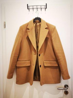 & other stories Blazer in lana beige-color cammello Lana