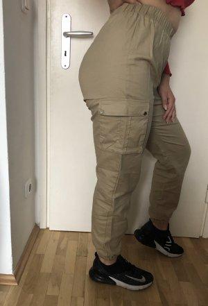 PrettyLittleThing Cargo Pants beige-camel