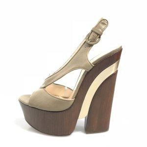Casadei High-Heeled Sandals beige