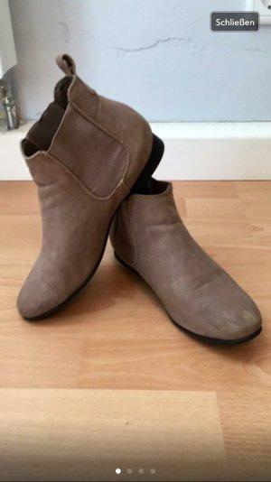 Beige Chelsea - Boots