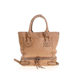 Beige Chloe Shoulder Bag