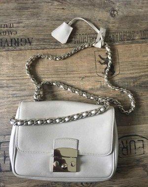 Beige Coccinelle Crossbag Tasche inkl. Staubbeutel