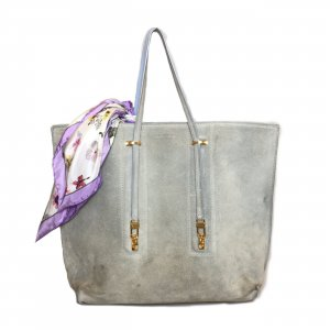 Beige Coccinelle Shoulder Bag
