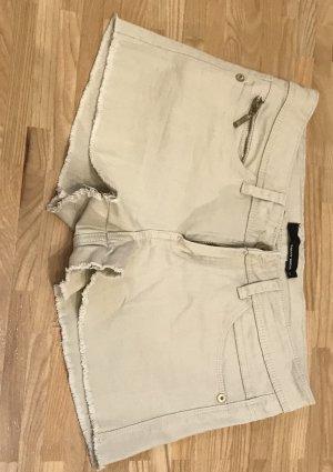 Tally Weijl Short beige clair-crème