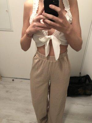 PrettyLittleThing Pantalone culotte multicolore