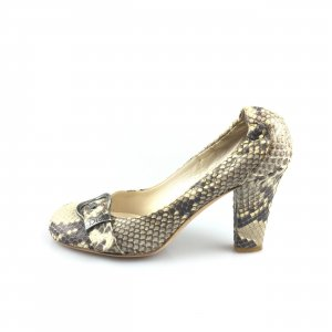 Beige Dior High Heel