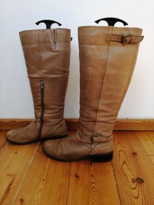 Heel Boots light brown-beige