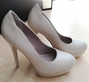 Beige Even&Odd High-Heels Gr 38