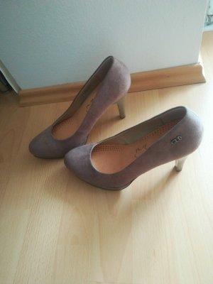 beige, grau, braune High - Heels