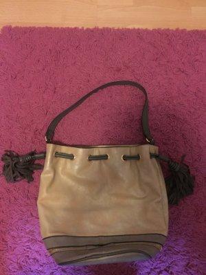 Beige-graue Tasche von New Look