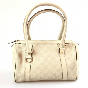 Beige Gucci Shoulder Bag