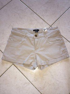 Beige H&M Shorts