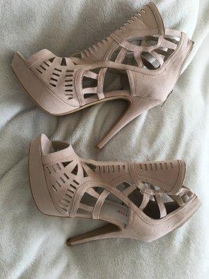Beige Heels
