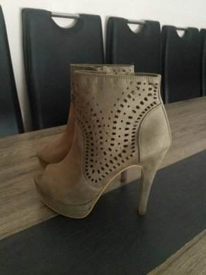 High Heel Boots multicolored