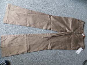 Beige Hose von Orsay Größe 38
