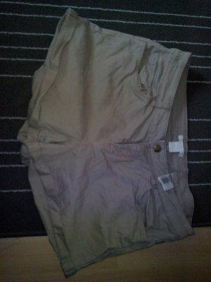 Beige Hot Pants vom H&M