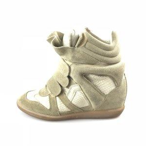 Isabel Marant Sneaker beige
