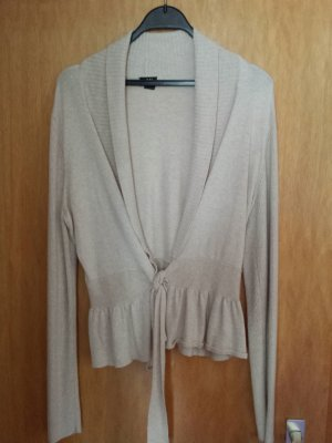 H&M Veste chemise beige