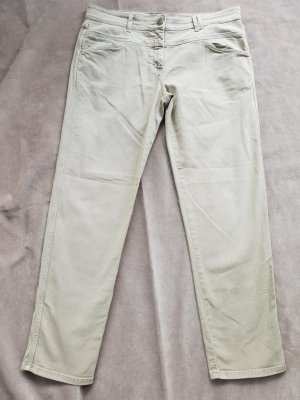 beige Jeans, Closed, Gr.46