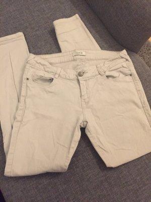 Beige Jeans von Pimkie