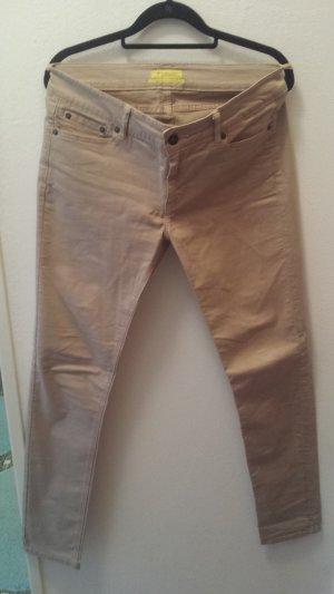 Beige Jeans von Witty Knitters