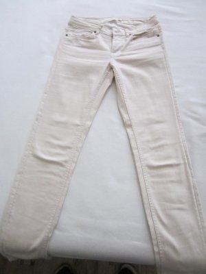 Beige Jeanshose H&M