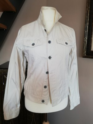 Mavi Denim Jacket natural white-cream