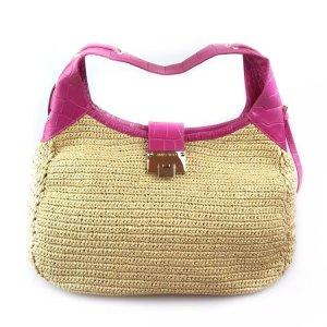 Beige Jimmy Choo Shoulder Bag