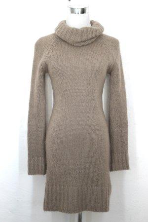 beige Kleid von Zara