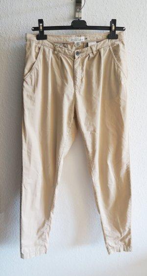 H&M Chino crema-beige claro