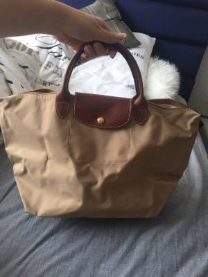 Beige longchamp in L