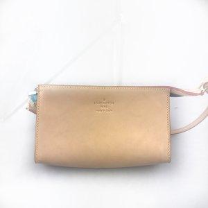 Beige Louis Vuitton Clutch