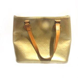 Beige Louis Vuitton Shoulder Bag