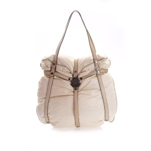 Beige Moncler Shoulder Bag