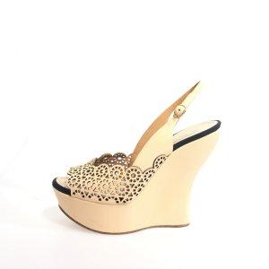 Beige Nina Ricci High Heel