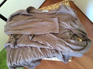 Beige-Nude farbener Pullover