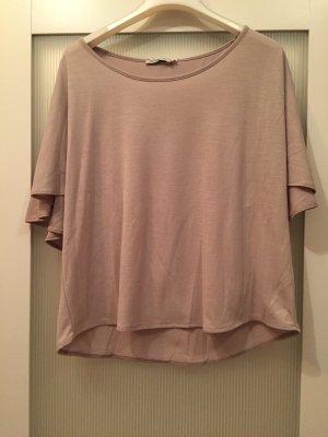 Beige/nude farbiges Shirt von Zara!