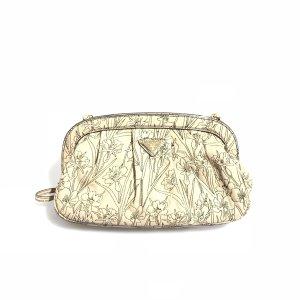 Beige Prada Cross Body Bag
