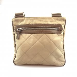 Beige Prada Cross Body Bag
